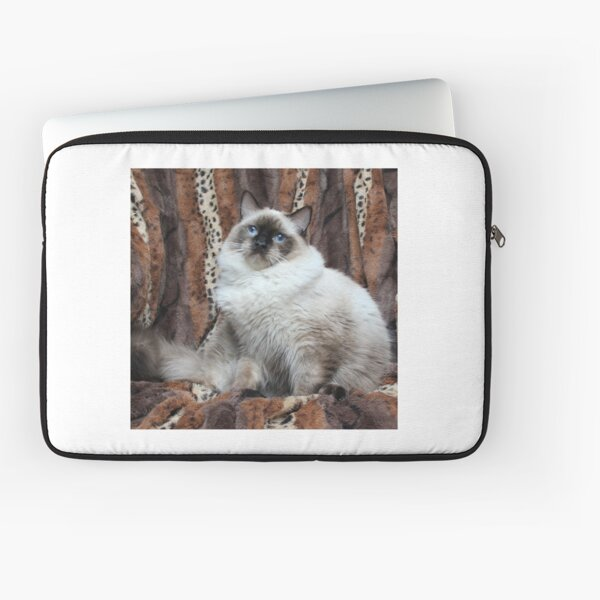 Seal colorpoint ragdoll Laptop Sleeve