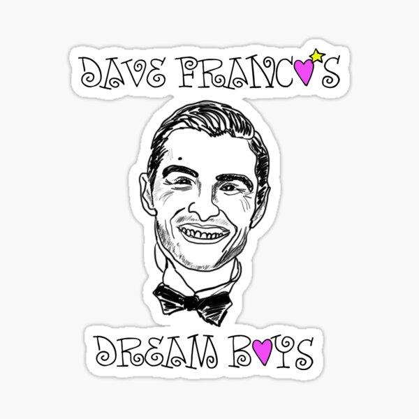 Dave Franco's Dream Boys Official Sticker