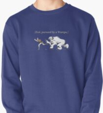 William Shakespeare's Star Wars: Exit, pursued by Wampa Pullover