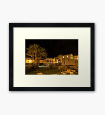 Night Breeze Through the Centuries  Framed Print