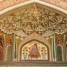 Amer Fort 05 by Werner Padarin