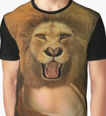 Be a Lion Graphic T-Shirt