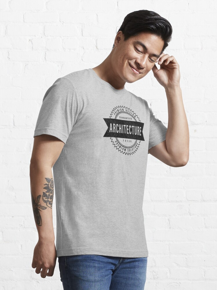 Alternate view of Architecture - Guaranteed Fresh Essential T-Shirt