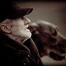 A mans best friend by David Petranker