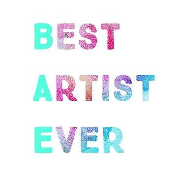 BAE Best Artist Ever by Dmurr