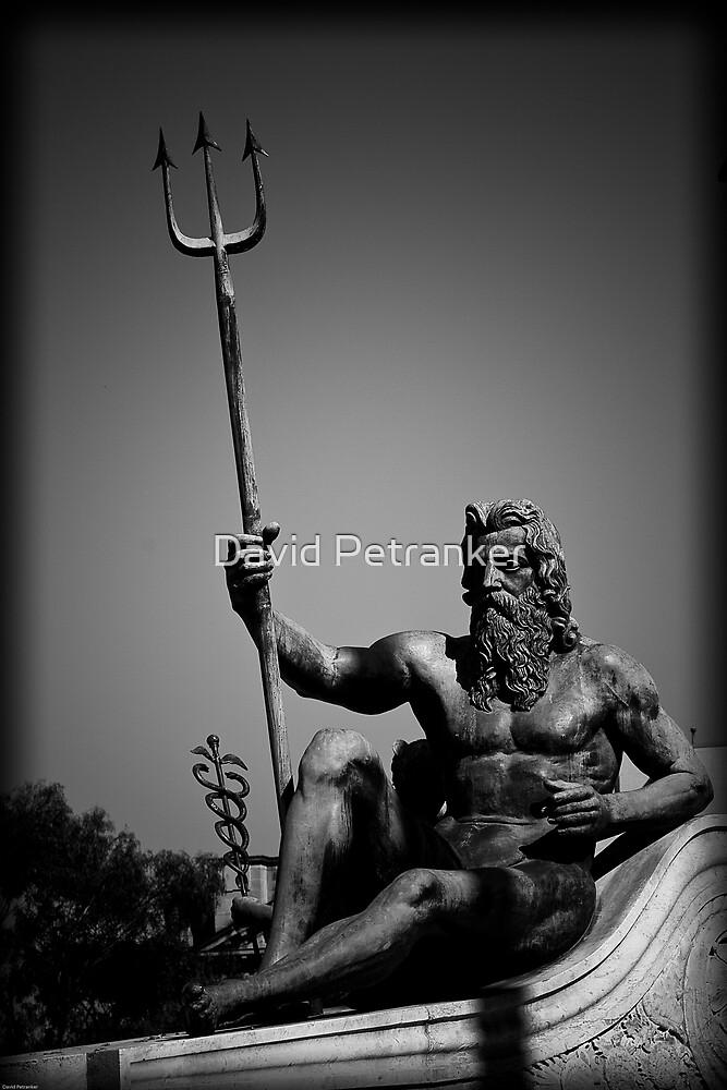 Poseidon by David Petranker