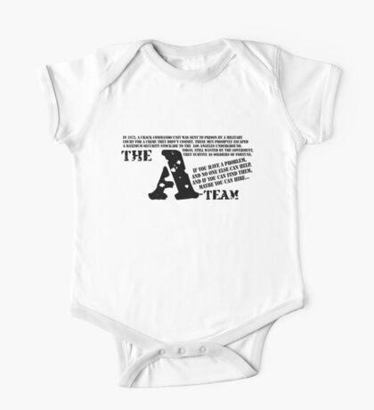 A-TEAM Kids Clothes