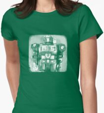 Do the Robot - TTV Womens Fitted T-Shirt