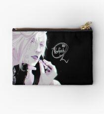 Purple Lipstick Studio Pouch