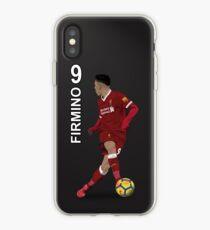 Roberto Firmino 9 - Liverpool iPhone Case
