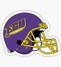 Casque de football East Carolina University Sticker