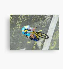 Levi Leipheimer at the AMGEN Prologue, Sacramento CA Canvas Print