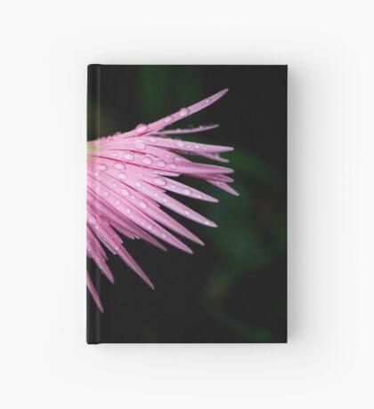 Pink Gerber Hardcover Journal