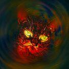 Snarky Cat by David Rozansky