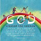 God's Rainbow by Kayleen West