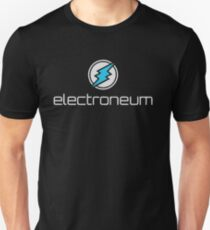 Elektroneum Slim Fit T-Shirt
