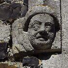 C15th Window Carving, Gipping, Suffolk by wiggyofipswich