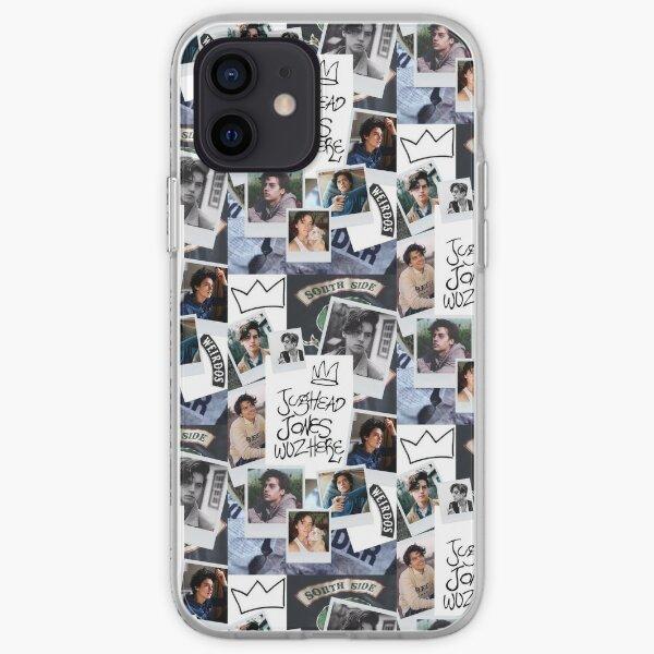 Jughead / Cole Sprouse Funda blanda para iPhone