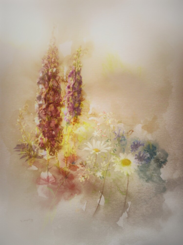 Meadowsweet by valzart