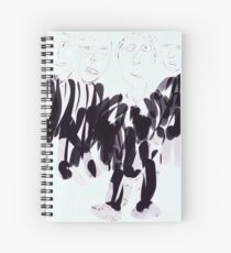 All Singing, All Dancing! Spiral Notebook