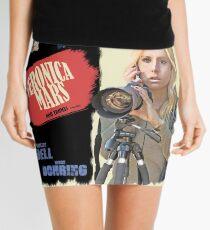 Veronica Mars Vintage Film Poster Mini Skirt