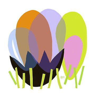 Spring Buds by Okir