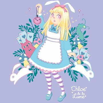 Oh Alice! by chloedelalune