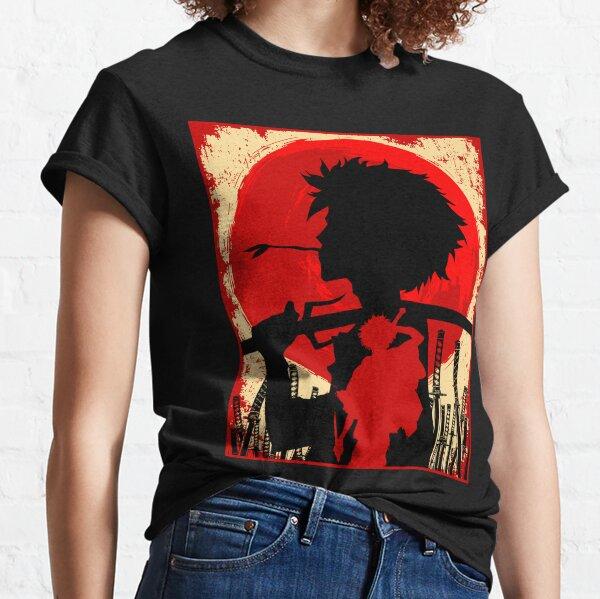 Samurai Sunset Mugen Camiseta clásica