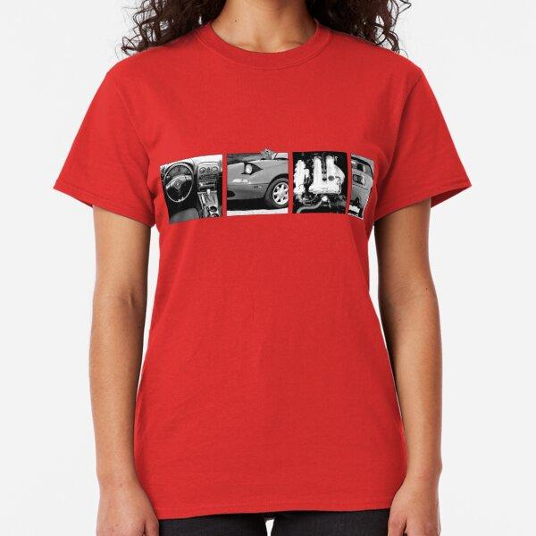 Car Legend Miata T-shirt classique