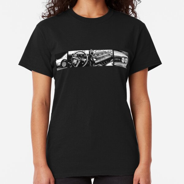 Car Legend KPGC10 T-shirt classique