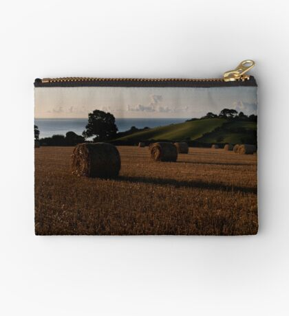 Long Shadows Zipper Pouch
