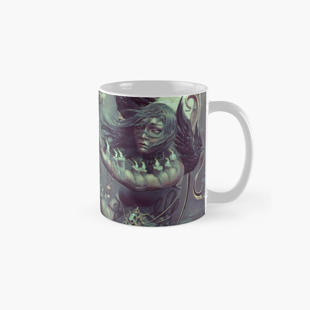 Crows, Candles Classic Mug