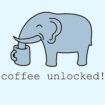 Coffee Unlocked! by korben1337