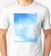 Moon in the Clouds Unisex T-Shirt