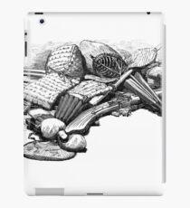 Kendo Weapons & Armor 1888 iPad Case/Skin