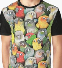Colour of Conures Graphic T-Shirt