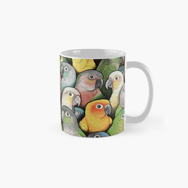 Colour of Conures Classic Mug