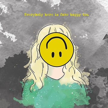 Fake happy by leoclassico