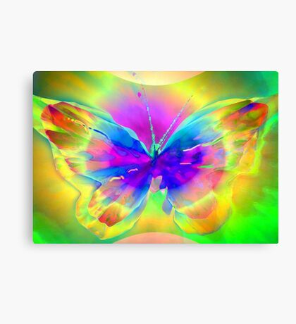 """Butterfly 1 (from """"Butterflies"""" collection) Canvas Print"""