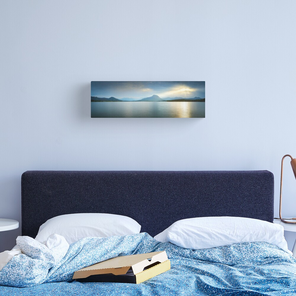 Lake Moogerah, South East Queensland, Australia Canvas Print