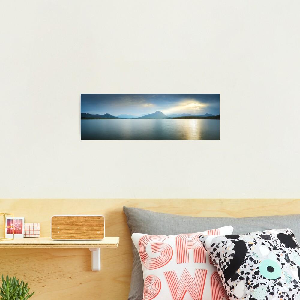 Lake Moogerah, South East Queensland, Australia Photographic Print