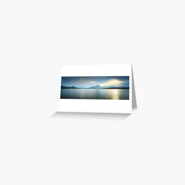 Lake Moogerah, South East Queensland, Australia Greeting Card