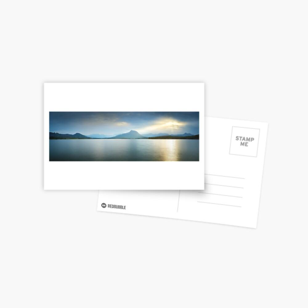 Lake Moogerah, South East Queensland, Australia Postcard