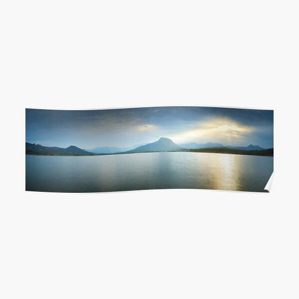 Lake Moogerah, South East Queensland, Australia Poster