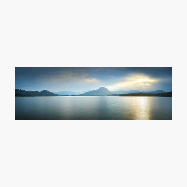Lake Moogerah, South East Queensland, Australia Photographic Print