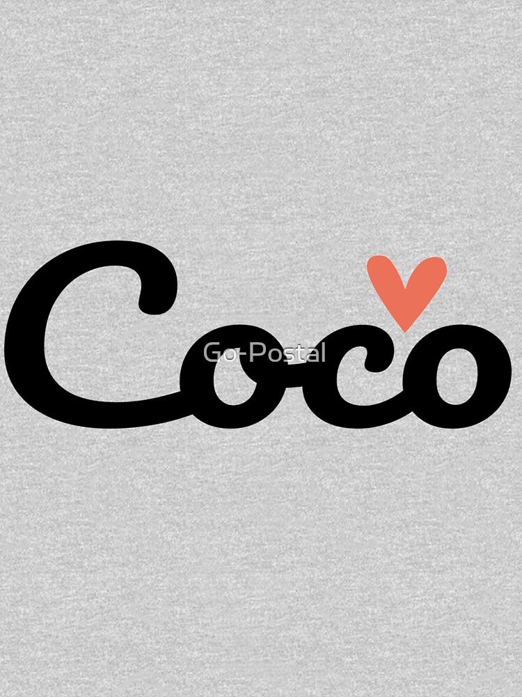 Coco ♥ by Go-Postal