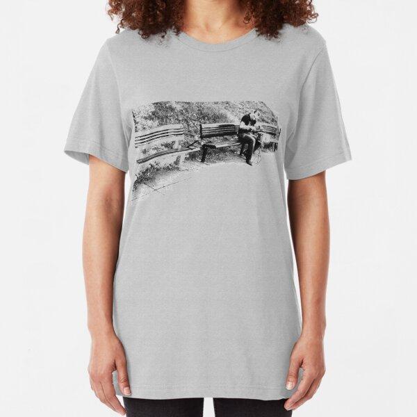 drum solo Slim Fit T-Shirt