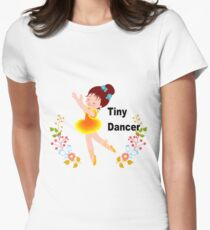 Tiny Dancer Women's Fitted T-Shirt