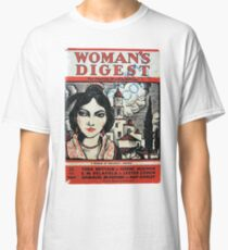 Vintage 1930s Womans Digest Magazine Classic T-Shirt