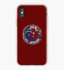 Adopt a shelter dog iPhone Case